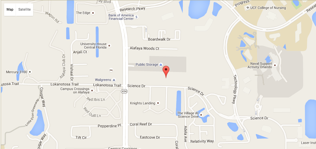 Location of TeamIBR's main office: 12001 Science Dr, Suite 100, Orlando, FL 32828